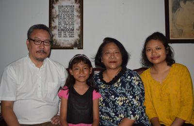 Angami Family