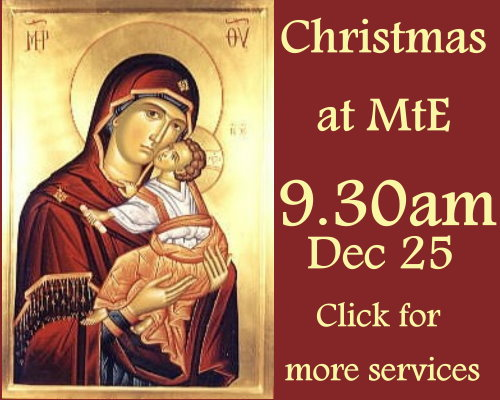 Image for Christmas Services - links to web page