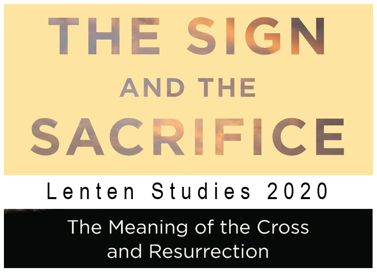 Image for Lenten Studies 2020 - links to web page