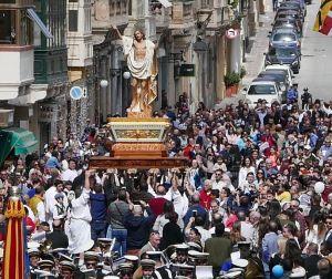 Holy Week on Malta