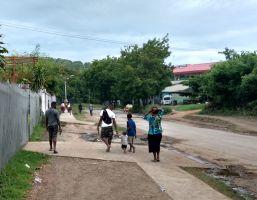 Port Moresby street