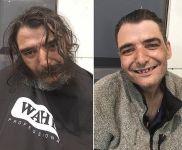 Graham - Streets Barber's client