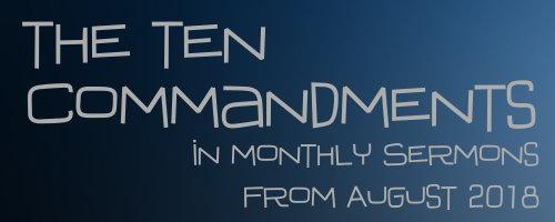 Image Ten Commandments- links to website